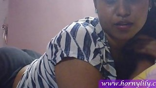 Tamil south indian on webcam shows ass and tits